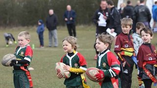 Under 7s at Bedfordshire Mini Festival 2015