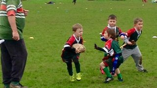 Under 7s verses HW and Hitchin