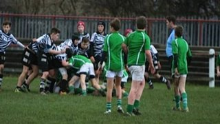 Under 13`s Beat Wharfedale in the Quarter Finals