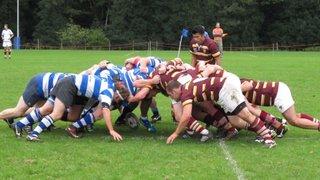 Haslemere 1st XV v Wandsworthians 05.10.13 by Sam Woodger