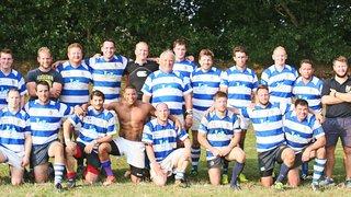 Haslemere 1st XV v Saracens Amateurs (Cup) 06.09.14