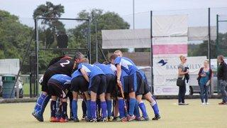 Chester Mens 1s Vs Northop Aug '13