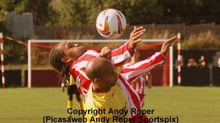 Stourbridge v Chesham United (Calor Gas Premier) 24/08/2013