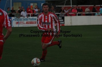Nathan cleans up after another attempted Chippenham attack.