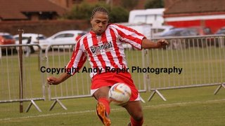 Stourbridge v Burnham (Calor Premier League) 07/09/2013