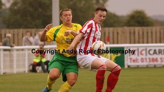 Evesham United v Stourbridge (FA Cup) 14/09/2013
