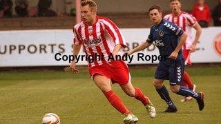 Stourbridge v Curzon Ashton (FA Cup) 12/10/2013