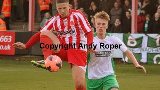 Stourbridge v Biggleswade Town (FA Cup) 09/11/2013 (In memory of my aunt Patricia Wale who passed away on 08/11/2013; R.I.P Auntie Pat)