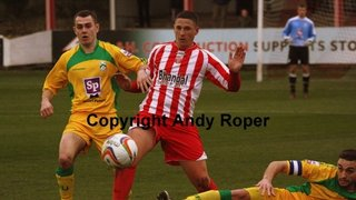 Stourbridge v North Ferriby United (FA Trophy) 16/11/2013