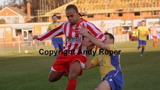 Stourbridge v Weymouth 30/11/2013