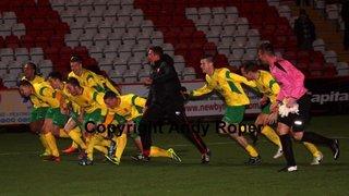 Stevenage v Stourbridge (FA Cup) 07/12/2013