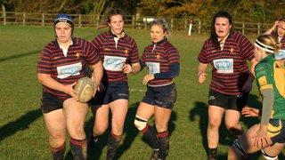 Ladies v Henley 18th November 2018