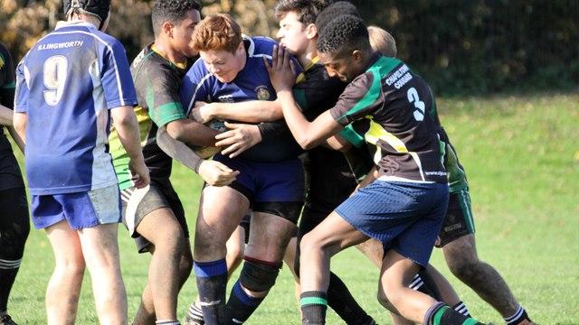 20171015_Cougars U14s v Illingworth