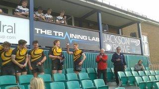 Edenbridge U17's win Sunshine 7's at east Grinstead