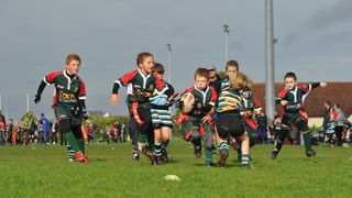 Under 8's continue good form