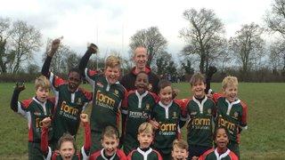 MOBBS Triumph for Luton RFC Under 10's