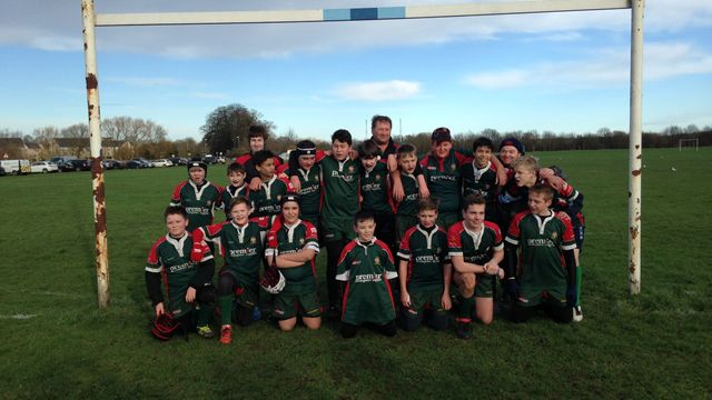 Under 17's Colts