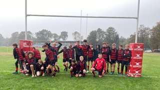 TRFC U14's v London Welsh U14's