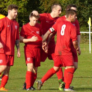 Holbrook St Michael's FC vs Selston FC 22nd October 2016