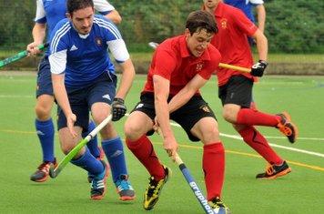 Chester Mens 1s vs York Mens 1st 2014-15 Season