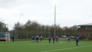 Mens 2nds Vs Mens 3rds