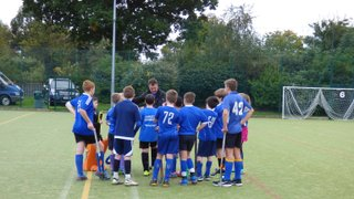 Beavers A and B - 15th October 2016