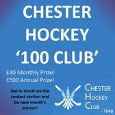 Chester Hockey 100 Club - July Winner