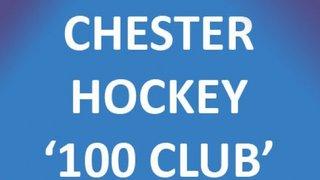 Chester Hockey 100 Club - September Winner