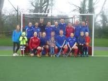 Mens Over 40s win against Old Silhillians