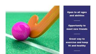 Back to Hockey, Chester Hockey Club Ladies - Hockey Training For Beginners - Begins Wednesday 8th May.