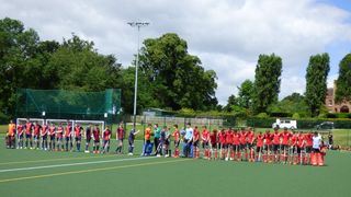 CHC Helps Host U16 and U18 Wales vs Ireland Matches