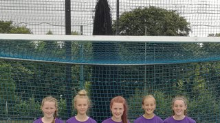 Chester U14 Girls Selected for Tensworth