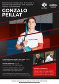 Gonzalo Peillat Olympic Gold Medallist - Performance Camp & Masterclass at Bowdon Hockey Club