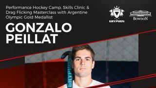 Gonzalo Peillat Olympic Gold Medallist - Performance Camp & Masterclass at Bowdon Hockey Club