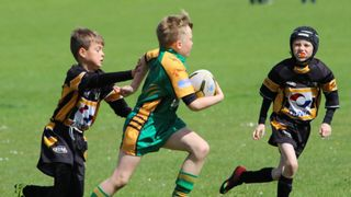 U 8s v Portico Panthers 14th May