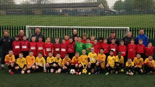 OSM Tournament 2014 (under10' and 11's) A great morning!!!