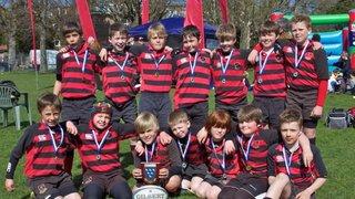 HHRFC U10 Sussex Champions 2012