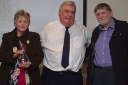 Hurricanes Sweep up at Mitsubishi Motors Volunteer of the Year - Hampshire