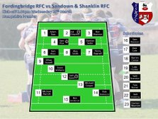 Virtual Reality: Sandown & Shanklin RFC