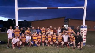 Great evening rugby!