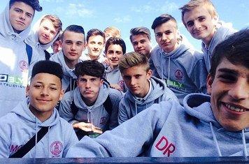 Lads Selfie