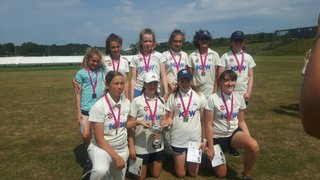 Under 13 girls win Lady Taverners
