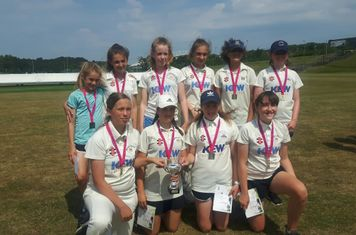 Under 13s win Lady Taverners (2018)