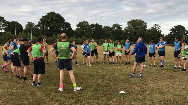 Immediate Action: Book your place on England Rugby Coaching Award