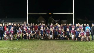 Never too old to play rugby at Haslemere !
