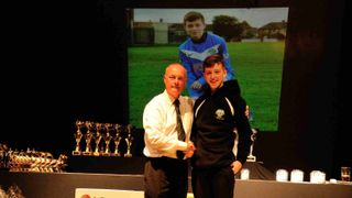 Leigh Genesis F.C 5 Year Long Service Award Winners
