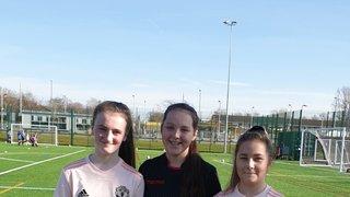 Genesis Girls @ Manchester United Workshop 22/2/19