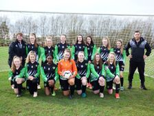 U14 Phoenix Girls Head For The Cup Final...
