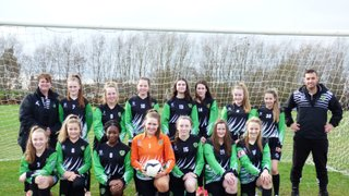 U14 Phoenix Girls Head For The Cup Final...