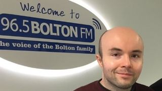 Bolton FM Caught up with Genesis and Athletic on the recent Merge...